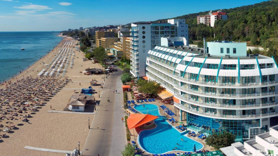 Hotel Berlin Golden Beach (fotografie 1)