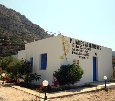 Apartmány Pliades