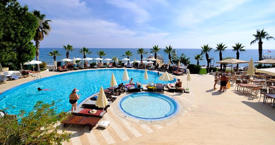 Hotel Anitas Beach (fotografie 1)
