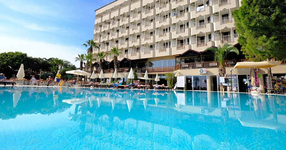 Hotel Anitas Beach (fotografie 15)