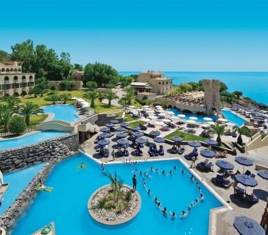 Hotelový komplex Lindos Royal