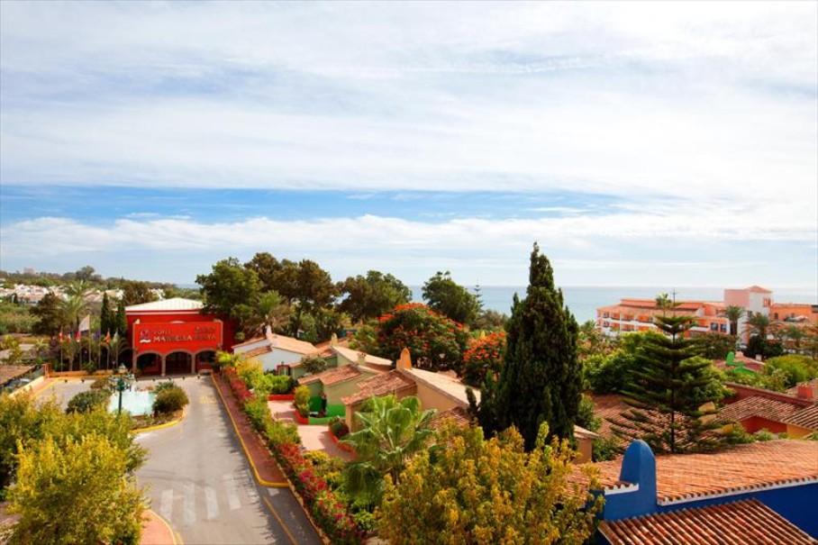 Hotel Marbella Playa (fotografie 1)