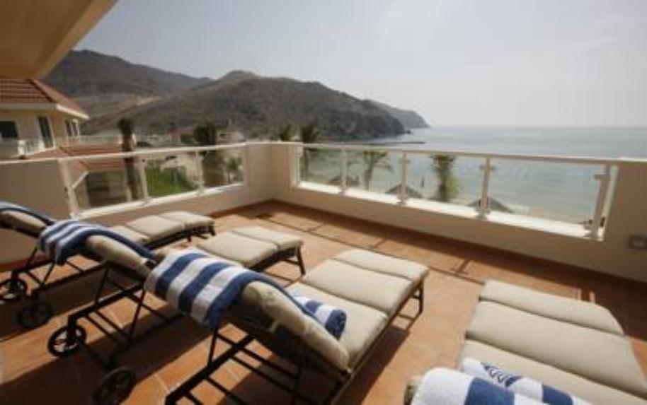 Hotel Oceanic Khorfakkan Resort (fotografie 3)