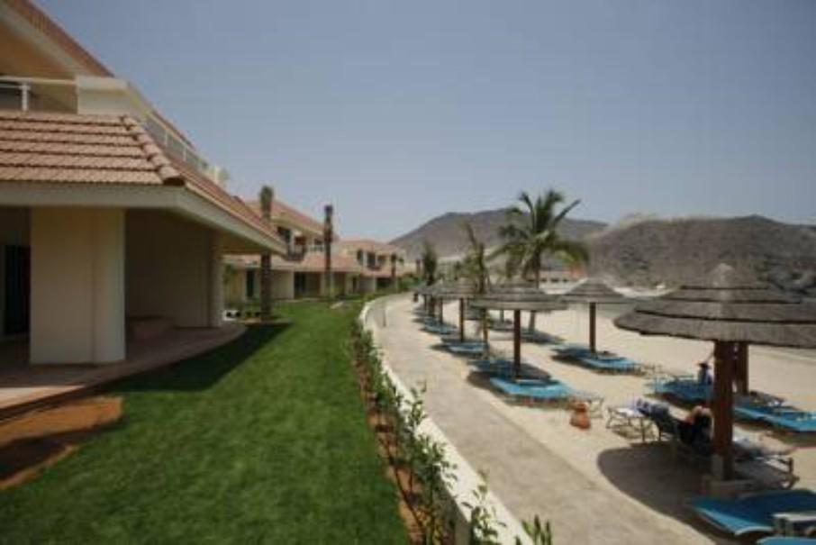 Hotel Oceanic Khorfakkan Resort (fotografie 6)