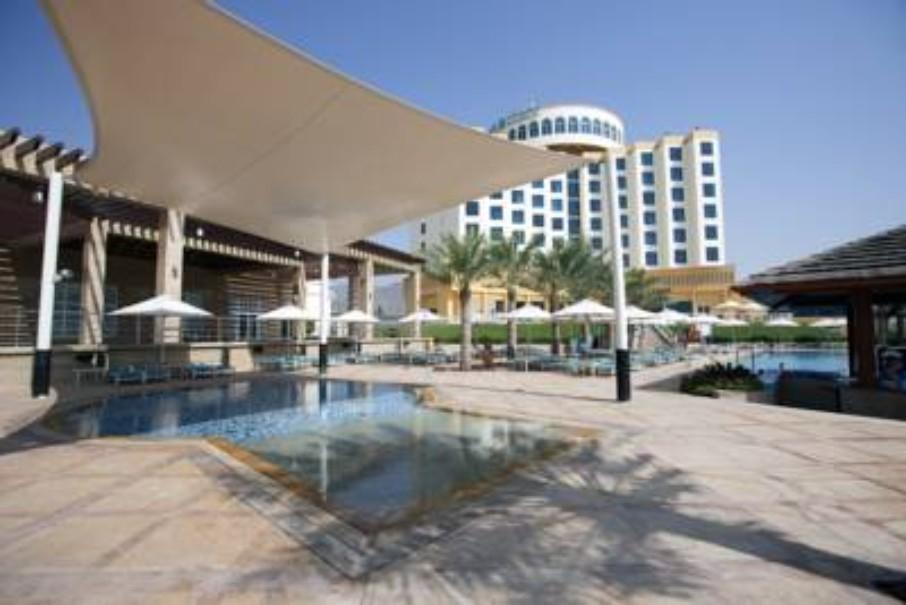 Hotel Oceanic Khorfakkan Resort (fotografie 1)