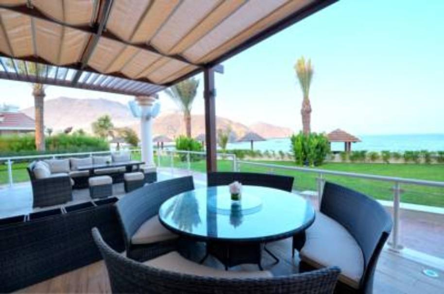 Hotel Oceanic Khorfakkan Resort (fotografie 9)