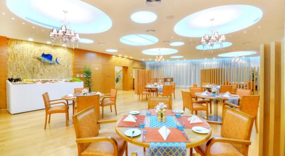 Hotel Oceanic Khorfakkan Resort (fotografie 10)
