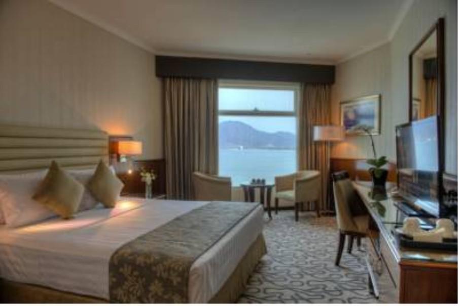 Hotel Oceanic Khorfakkan Resort (fotografie 2)