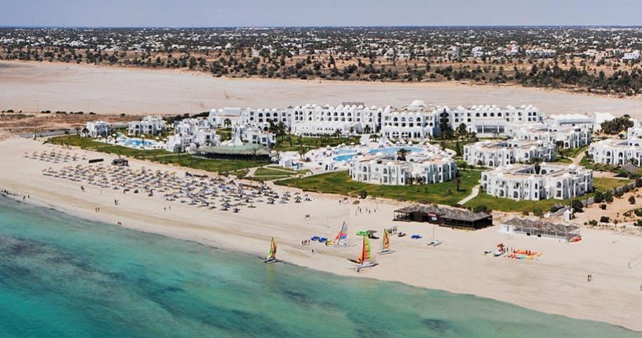 Hotel Vincci Helios Beach (fotografie 1)