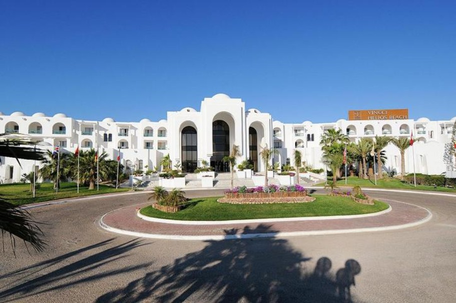 Hotel Vincci Helios Beach (fotografie 7)