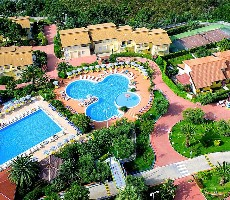 Apartmány Villaggio Club La Pace - Residence