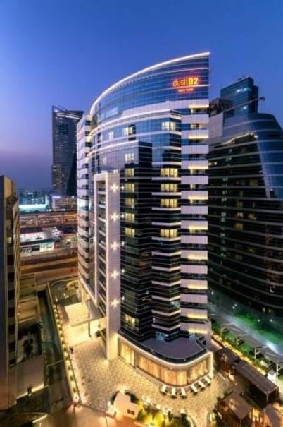 Dusit D2 Kenz Hotel Dubai (fotografie 2)