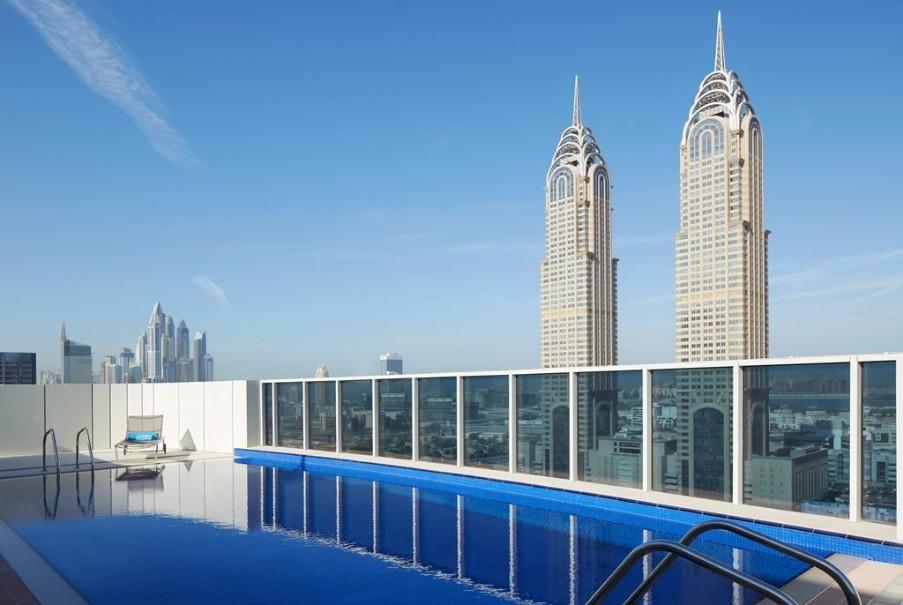 Dusit D2 Kenz Hotel Dubai (fotografie 1)