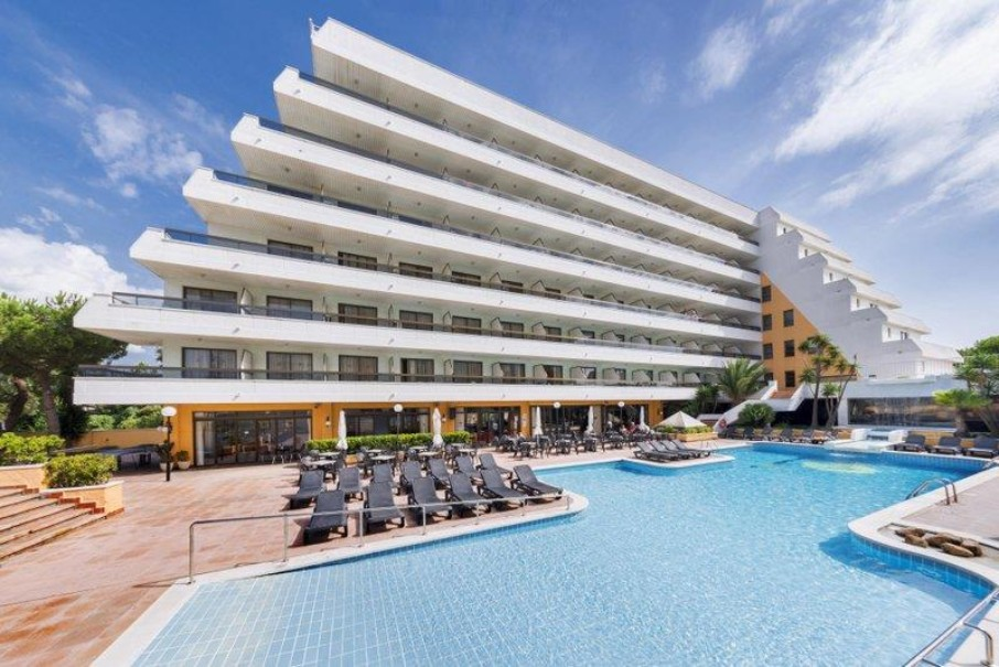 Hotel Tropic Park (fotografie 1)