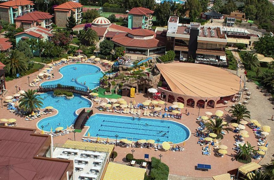Hotel Gypsophila Holiday Village (fotografie 32)