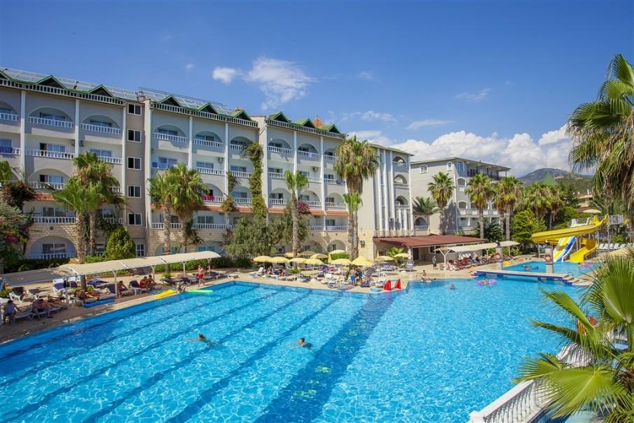 Hotel Kemal Bay (fotografie 1)