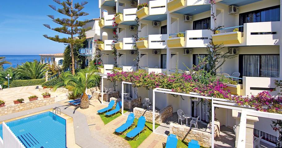 Hotel Rethymno Mare & Waterpark (fotografie 6)