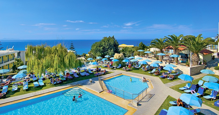 Hotel Rethymno Mare & Waterpark (fotografie 1)