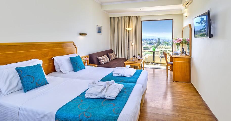 Hotel Rethymno Mare & Waterpark (fotografie 14)