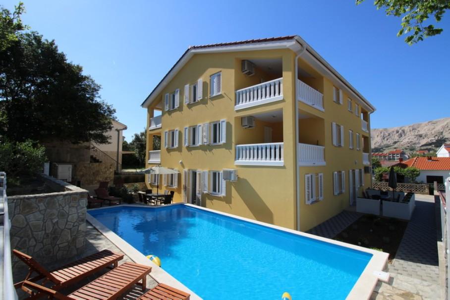 Apartmánový dům Gorica (fotografie 1)