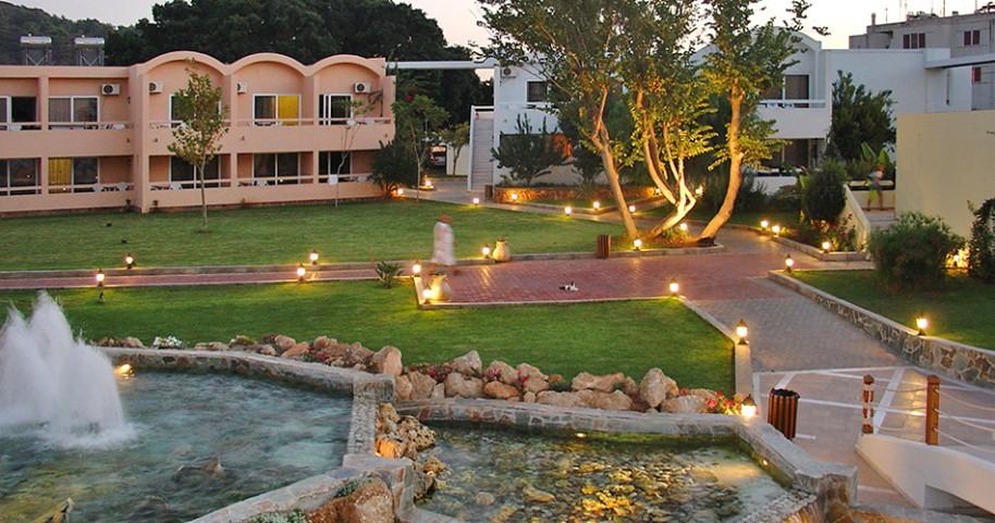 Hotel Avra Beach Resort Hotel & Bungalows (fotografie 3)