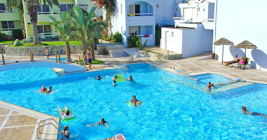 Hotel Avra Beach Resort Hotel & Bungalows (fotografie 5)