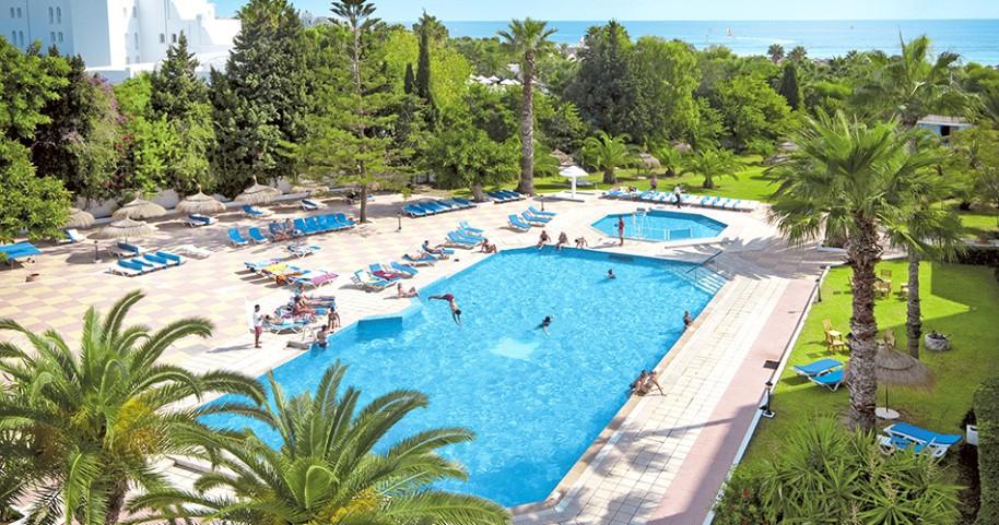 Hotel Cooee President & Aquapark (fotografie 1)