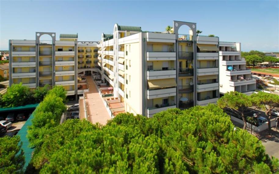 Apartmány Rezidence Cristoforo Colombo (fotografie 4)