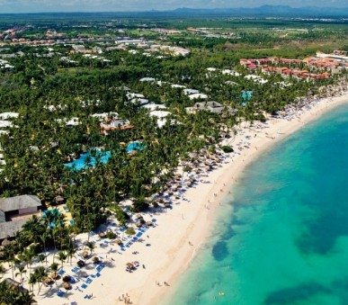Hotelový resort Melia Caribe Tropical All Inclusive Beach and Golf Resort