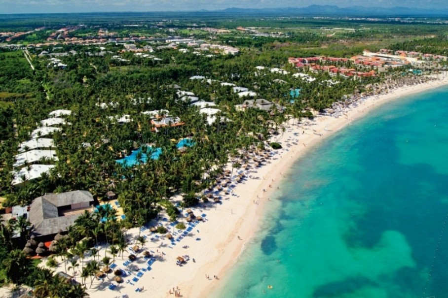 Hotel Melia Caribe Tropical Beach and Golf Resort (fotografie 1)