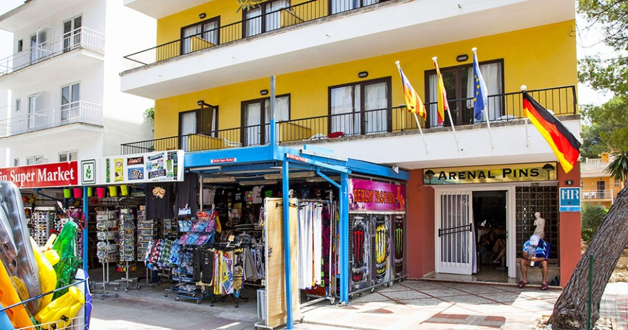 Hotel Arenal Pins (fotografie 2)