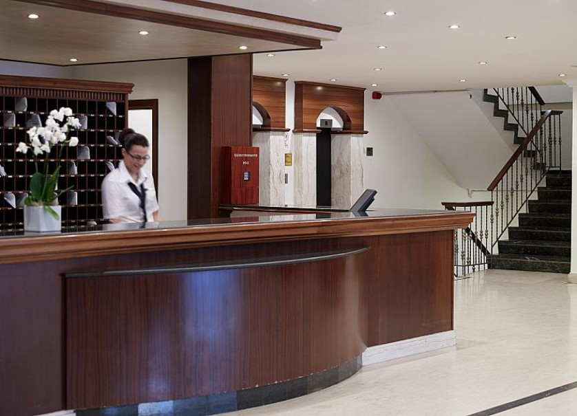 Hotel Mitsis Petit Palais (fotografie 12)