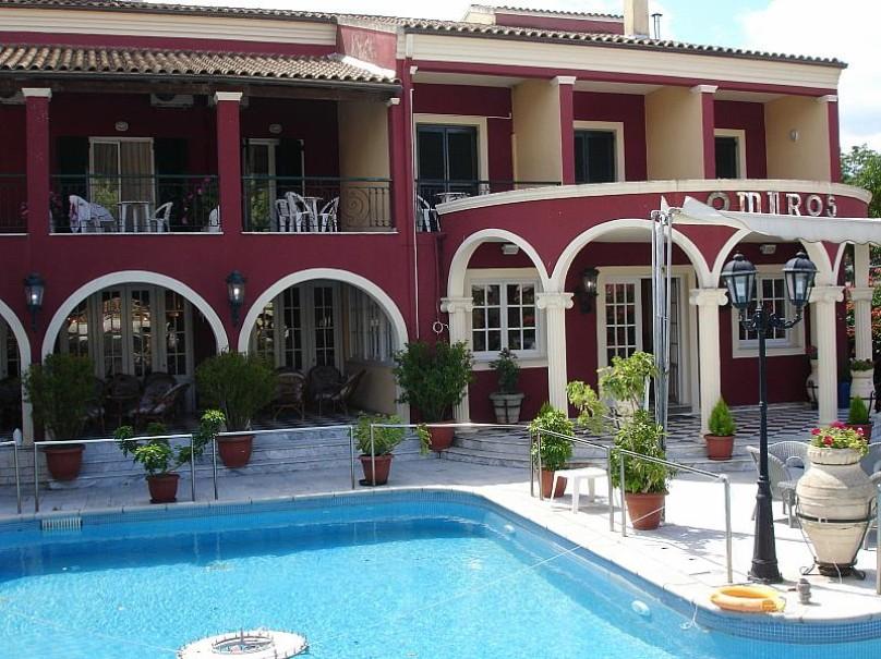 Hotel Omiros (fotografie 3)