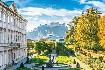 Okolí Berchtesgadenu a Salzburg (fotografie 10)