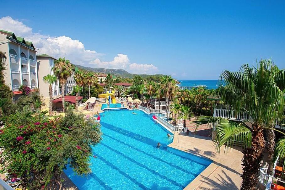 Hotel Kemal Bay (fotografie 2)