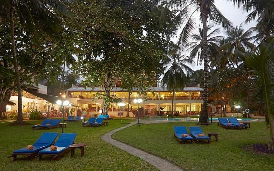 Hotel Neptune Beach Resort (fotografie 10)