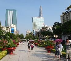 Jižní Vietnam - Saigon, Mekong a koupání na ostrově Phu Quoc