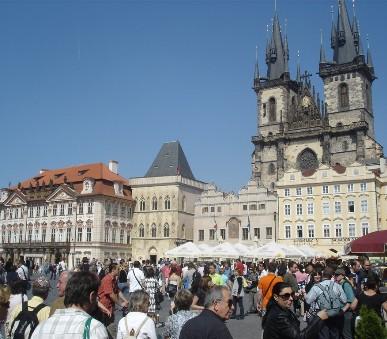 Praha a okolí - srdce Evropy a srdce země