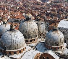 Benátky a ostrovy Murano, Burano, Torcello