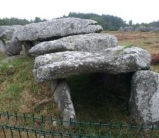 Bretaň, tajemná místa, přírodní parky a megality a koupání v Atlantiku