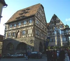 Bavorské franky, perly UNESCO, Bamberg a festival Sandkerwa
