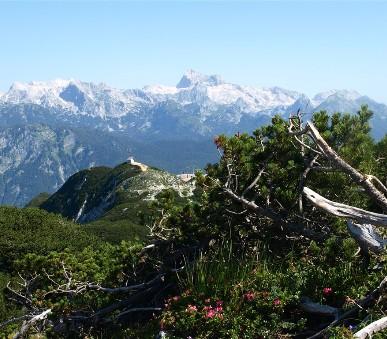 Putování, relaxace a turistika v Julských alpách