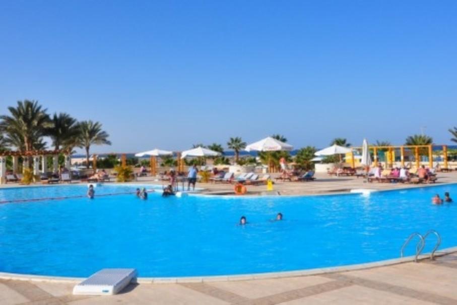 Hotelový komplex Coral Beach Resort (fotografie 8)