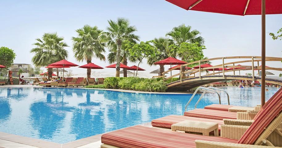 Hotel Khalidiya Palace Rayhaan By Rotana (fotografie 17)