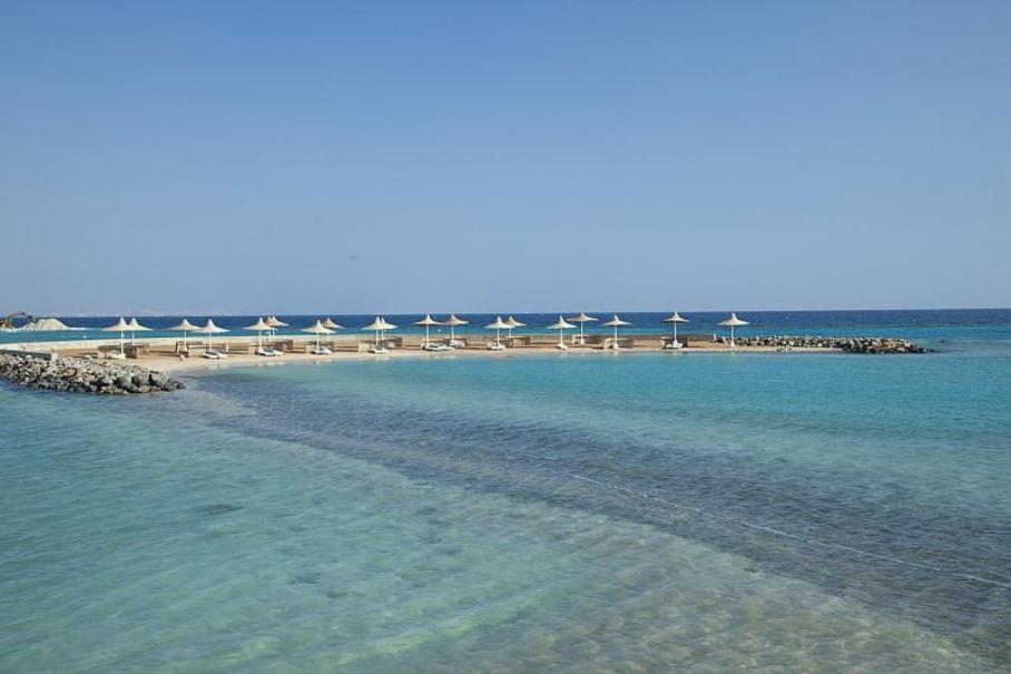Hotelový komplex Hurghada Coral Beach (fotografie 6)