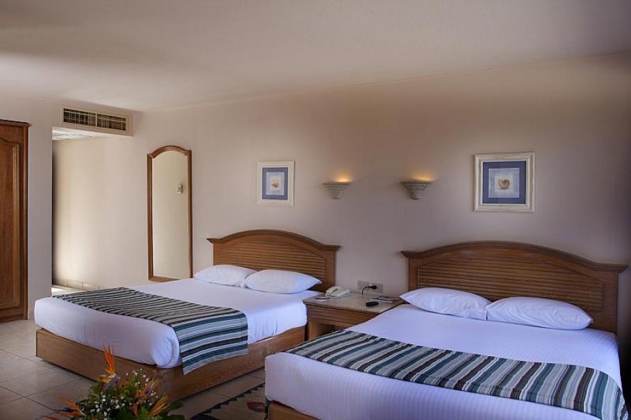 Hotelový komplex Hurghada Coral Beach (fotografie 9)