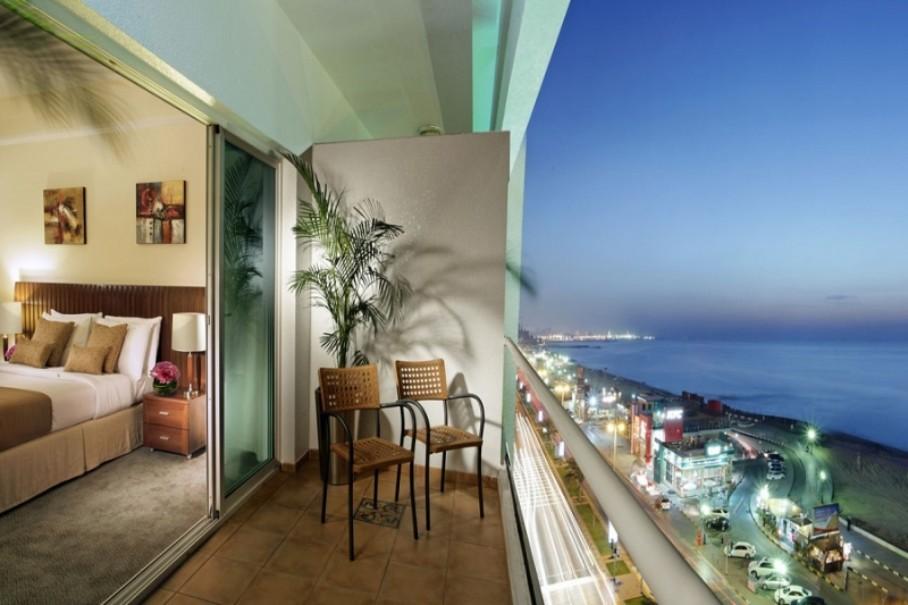 Ramada by Wyndham Beach Hotel Ajman (fotografie 1)