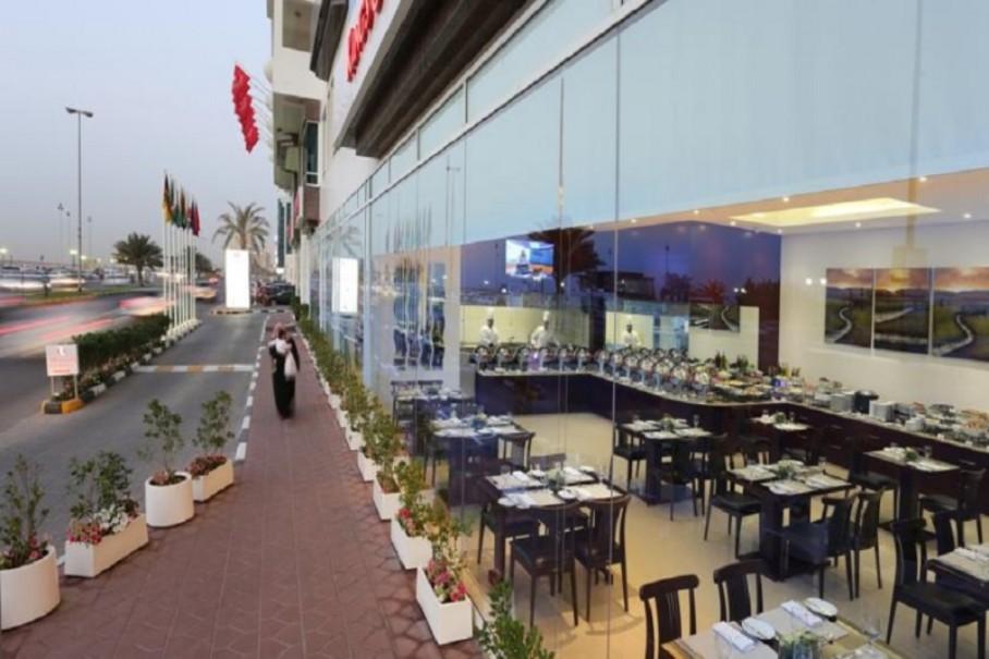Ramada by Wyndham Beach Hotel Ajman (fotografie 17)