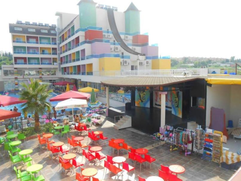 Hotel Blue Paradise Side 55+ (fotografie 13)