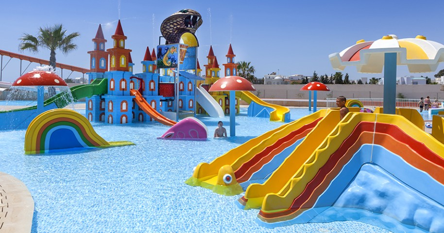 Magic Hotel Venus Beach & Aquapark (fotografie 7)